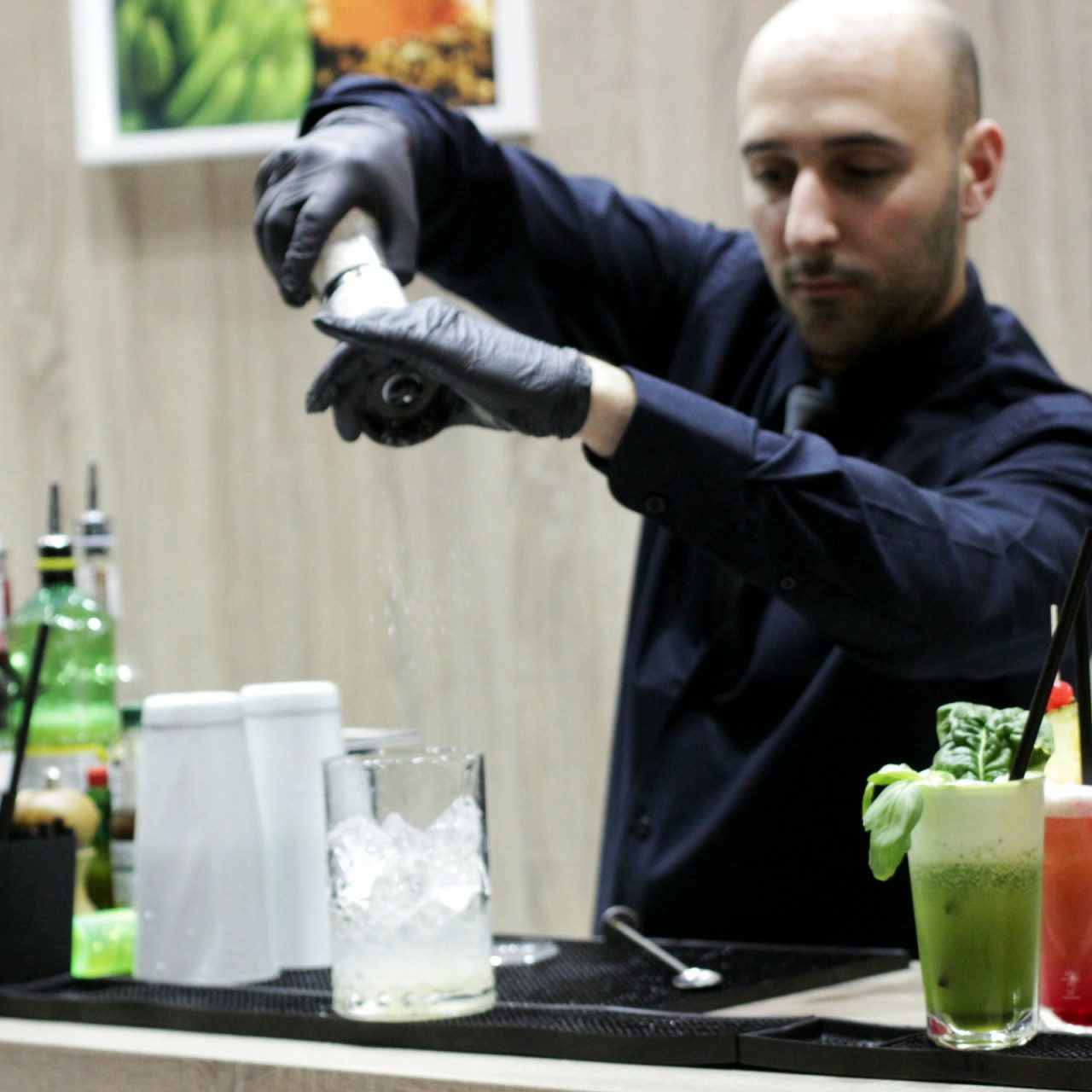 FLAIRLAB, Cocktail catering, Cocktailshow, Fruitlogistica 2016 12