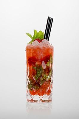 Mojito Razz Cocktail: