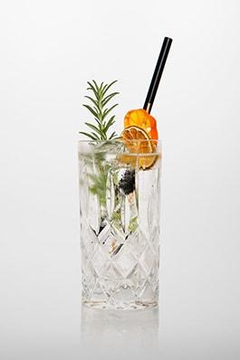 Gin Tonic: Gin Tonic wasser
