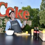 Showbarkeeper coca cola. the voice of germany