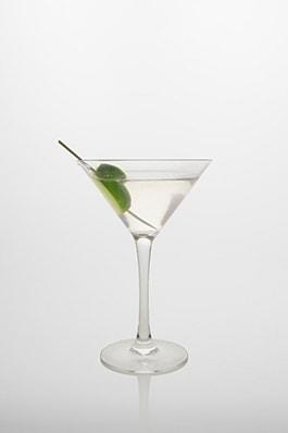 Rezeptur Gimlet: Vodka, Lime cordial.