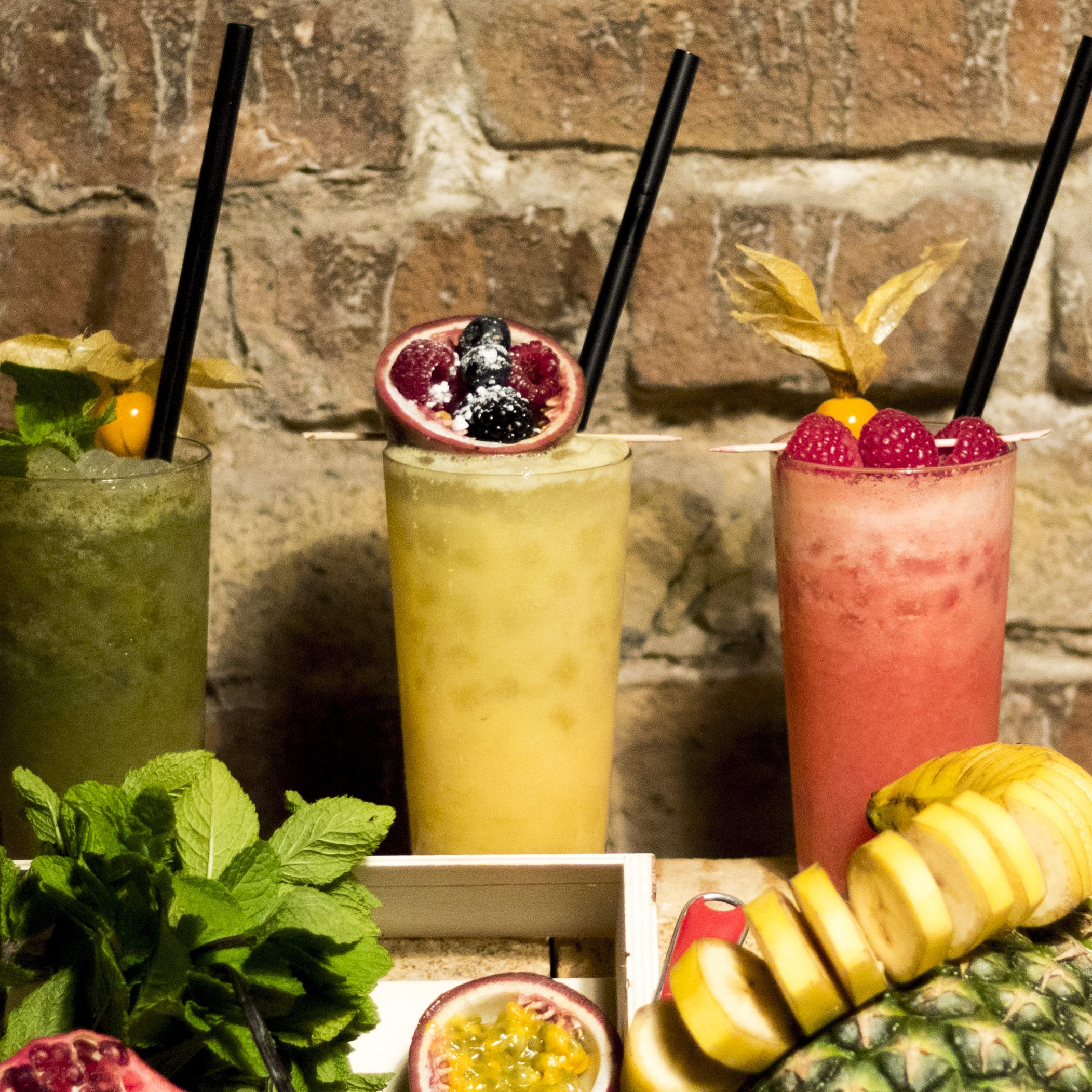 Smoothie Catering bar service Berlin