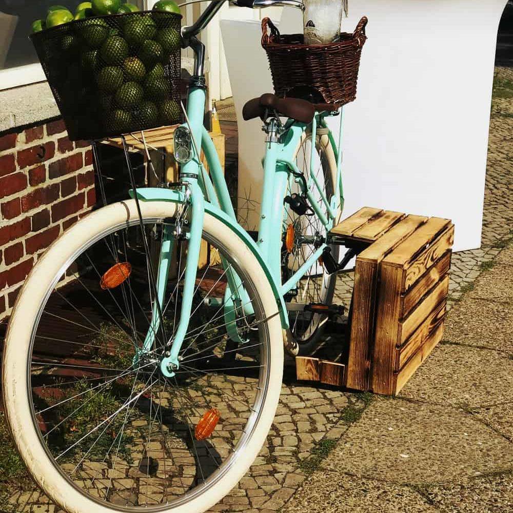 Smoothie-Fahrrad