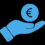 Icons Landing page euro